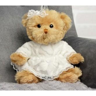 """Мягкая игрушка """"Медвежонок маленькая принцесса"""", 15 см"""