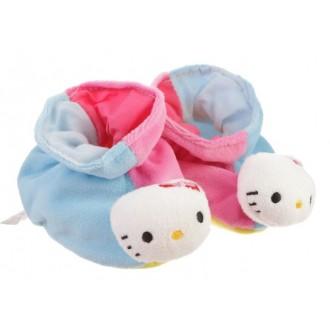 Игрушка-погремушка «Тапочки» Hello Kitty в ассортименте
