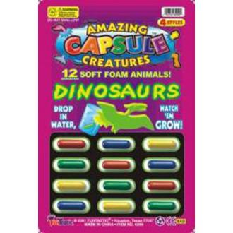 """Набор растущих в воде животных """"Динозавры"""""""