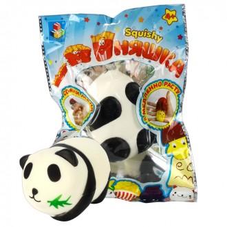 "Игрушка-антистресс ""Мммняшка. Панда"" 9 см"