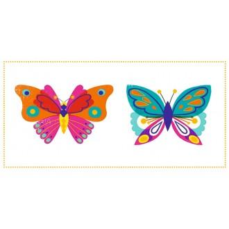 Конверт для денег Бабочки