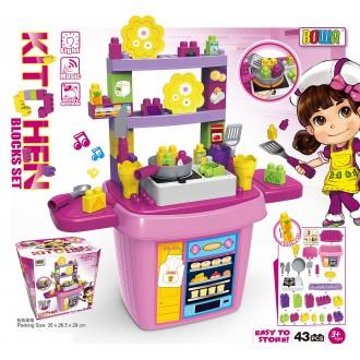 Игровой набор-конструктор Кухня