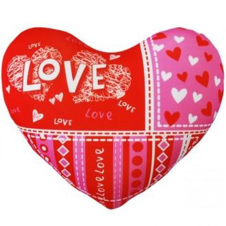 Подушка-антистресс Сердце 02 (35 см)