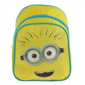 Рюкзачок детский Миньоны. Universal Studios 23198 желтый