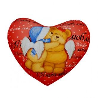 Подушка-антистресс Сердце 04