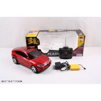 Машина  радиоуправляемая BMW (красный) полное управление