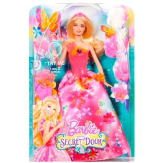 """Кукла """"Барби. Потайная дверь"""" (светящаяся)"""