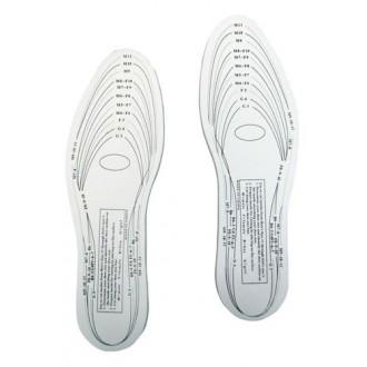 Стельки для обуви с памятью «ЗДОРОВАЯ СТОПА»