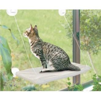 Лежанка подвесная для кошек «ТЕПЛОЕ МЕСТЕЧКО»