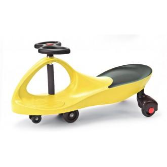Машинка детская желтая «БИБИКАР»