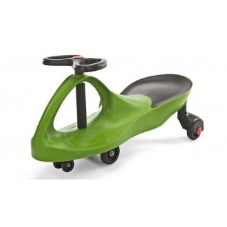 Машинка детская зелёная «БИБИКАР»