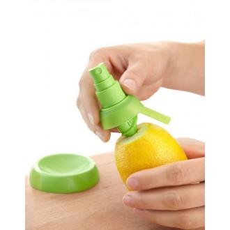 Насадки-пульверизаторы для извлечения сока из цитрусовых фруктов/«Цитрус-спрей»