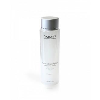 Очищающий гель для лица «NAOMI» для всех типов кожи, 180 мл.