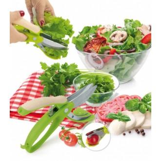 Ножницы для овощей, фруктов и салата «АЛЛИГАТОР»
