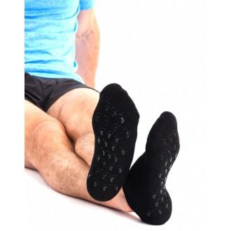 Носки с силиконовой подкладкой мужские 25см