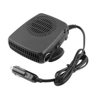 Авто-вентилятор с функцией обогрева