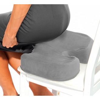 """Подушка для сидения, с памятью """"Подушка-сидушка ПРО"""""""