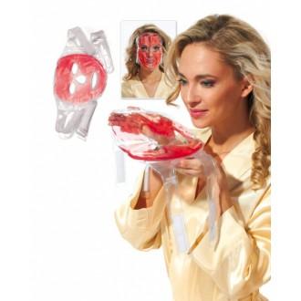 Маска гелевая для лица охлаждающая/согревающая