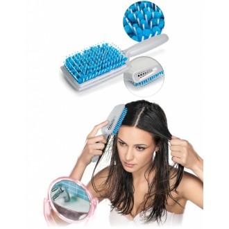 Щетка для сушки волос с микрофиброй