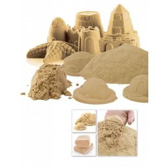 Песок для игры «ЧУДО-ПЕСОК» 1 кг серый