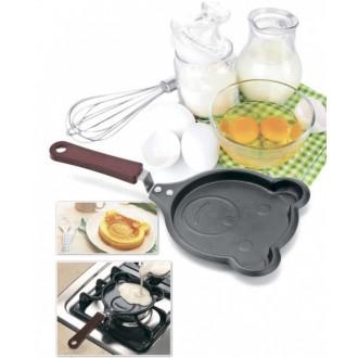 Мини-сковорода «МИШКА» (под заказ)