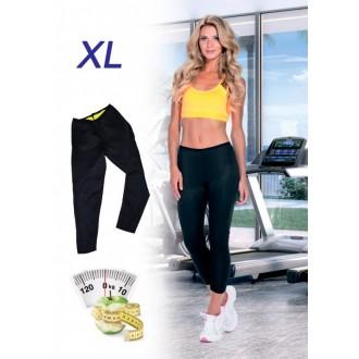 Леггинсы длинные для похудения «ХОТ ШЕЙПЕРС», размер XL