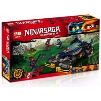Конструктор Lepin Ninja 06046 «Самурай VXL», 458 деталей