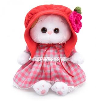 Кошечка Ли-Ли BABY в красной шапочке (20 см)
