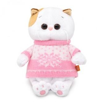 Кошечка Ли-Ли BABY в свитере (20 см)