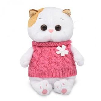 Кошечка Ли-Ли BABY в жилетке (20 см)