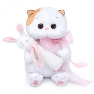 Кошечка Ли-Ли BABY с погремушкой (20 см)