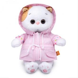 Ли-Ли BABY в розовой курточке с капюшоном (20 см)