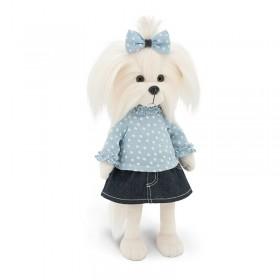 Собачка Lucky Mimi: Джинсовое лето (25 cм)