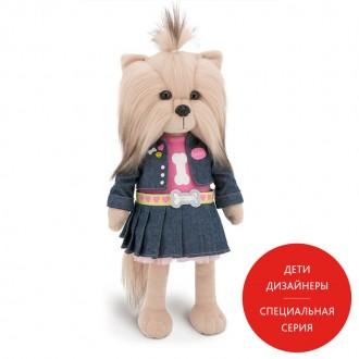 Собачка Lucky Yoyo: Джинсовая фантазия (25 см)