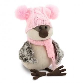 Игрушка мягкая Оранж Воробей: Веселая шапка