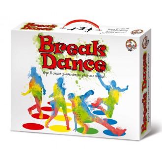 """Игра для детей и взрослых """"Break Dance"""" (поле 1,2 м*1,8 м)"""