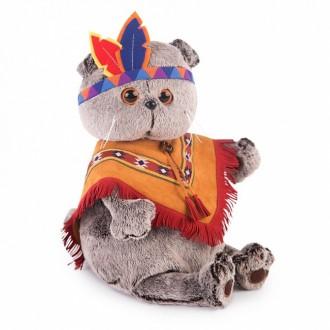 Басик в костюме индейца (22 см)