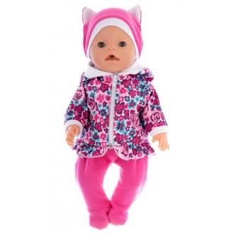 Одежда для кукол Baby Born «Прогулочный костюм» р. 38-43 см