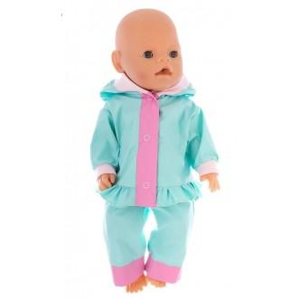 Одежда для кукол Baby Born «Демисезонная курточка и брюки» р. 38-43 см