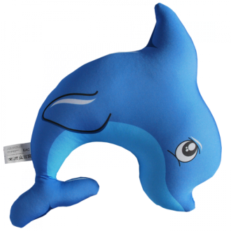 """Игрушка-антистресс """"Дельфин"""" (31*28 см)"""