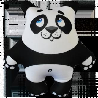 "Игрушка-антистресс ""Панда белая"" (22 см)"