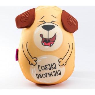 Игрушка-антистресс «Собака Оборжака»