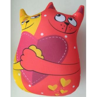 Игрушка-антистресс Кошки-обнимашки (20 см)
