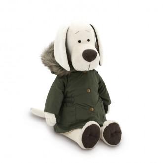 Собачка Лапуська Осенняя куртка