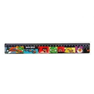 Линейка 30см Angry Birds