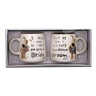 Свадебные кружки Буффи
