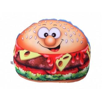 """Мягкая игрушка-антистресс """"Сэндвич"""" (36 см) под заказ"""