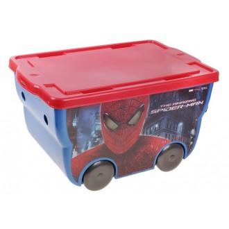 """Контейнер для хранения игрушек """"Spiderman"""" (под заказ)"""