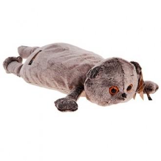 """Мягкая игрушка """"Кот-подушка"""" (40 см)"""