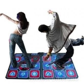 Танцевальный коврик для двоих ПРЕМИУМ 32 bit БЕСПРОВОДНОЙ TB/ PC/ USB/ Wii Nintendo